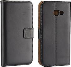 Samsung Galaxy A3 (2017) Case,iCoverCase Premium Leather Case [Kickstand & Magnetic Closure] [Card Slot] Shockproof Folio ...