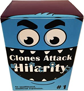 Apostrophe Games Clones Attack Hilarity, 150 Card Expansion Pack