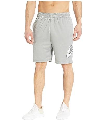 Nike SB SB Sunday Graphic Shorts (Dark Grey Heather/White) Men