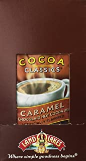 Land O Lakes Cocoa Classics, Chocolate & Caramel, 1.25-Ounce Packets (Pack of 36)