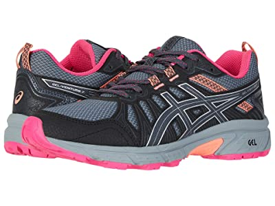 ASICS GEL-Venture(r) 7 (Carrier Grey/Silver) Women