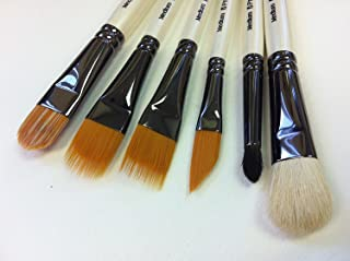 Terry Harrison's Special Effects Brushes - Synthetic Blends (Medium)