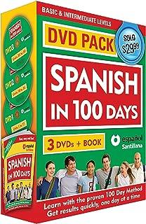 Spanish in 100 Days DVD PK / Spanish in 100 days DVD Pack (Spanish Edition)
