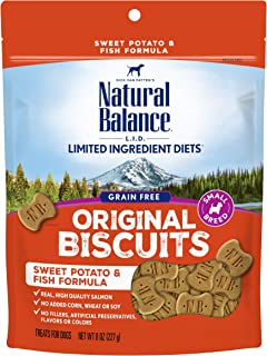 Sponsored Ad - Natural Balance L.I.D. Limited Ingredient Diets Dog Treats (Packaging May Vary)