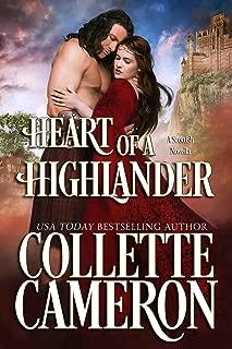 Heart of a Highlander: A Historical Scottish Romance (Castle Brides Book 4)