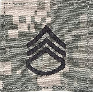 Army Combat Uniform ACU Enlisted Rank