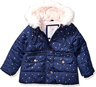 Girls' Toddler Heavyweight Winter Jacket Coat