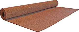 Flipside Products 38000 Cork Roll, 3 mm, 4' High x 6' Long
