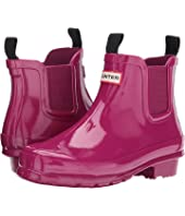 Hunter Kids - Chelsea Gloss Rain Boots (Little Kid/Big Kid)
