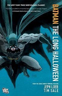 Batman: The Long Halloween by Jeph Loeb - Paperback