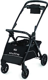 Chicco Shuttle Frame Stroller, Black