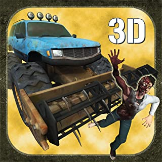 3D Offroad War on Killer Zombie Highway PRO - For Kindle Fire HD