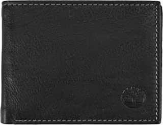 Men's Wellington RFID Leather Bifold Wallet Trifold Wallet Hybrid