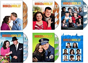 Mike & Molly: The Complete Series - Season 1-6