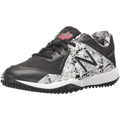 2ba43f075 New Balance Kids  TY4040 Turf Baseball Shoe