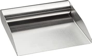 HIC Harold Import 18/8 Stainless Steel Food Scoop, 6-Inch