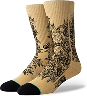Thorn Crew Socks [Tan]