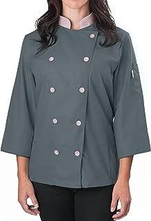 Women's ¾ Sleeve Active Chef Coat