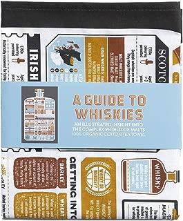 Stuart Gardiner Design The Whiskey Lover's Tea Towel