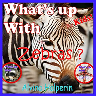 Children's Books: Zebras? Fun Facts on Animals in Nature. (English Edition)