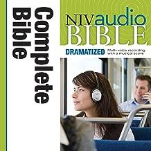 Dramatized Audio Bible - New International Version, NIV: Complete Bible