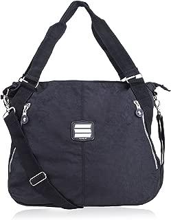 Crossbody Bags for Women Large Tote Nylon Lightweight Travel Purse Multi Pocket Shoulder Bag Handbags