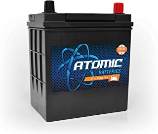 Atomic Car Battery 12V, 370CCA, 55RC, 38Ah - AT2384