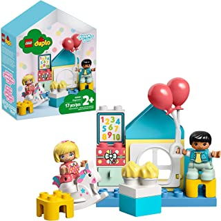 LEGO DUPLO Town Playroom 10925 Kids' Pretend Play Set, Developmental Toy for Toddlers, Great First LEGO Set, New 2020 (17 Pieces)