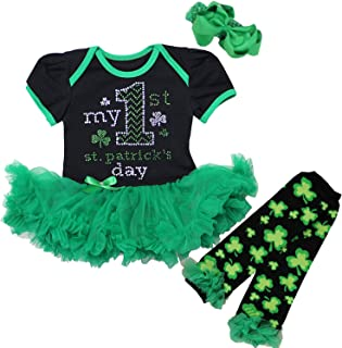 st patricks day birthday outfit