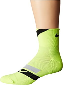 Nike - Dri-Fit Cushion Dynamic Arch Quarter Running Socks