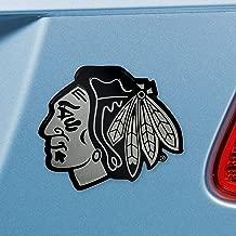 FANMATS 14791 NHL Chicago Blackhawks Chrome Team Emblem