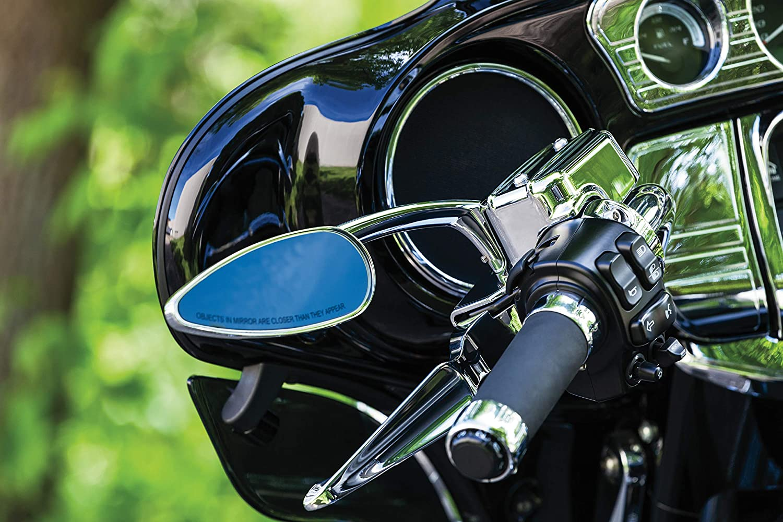 Kuryakyn 1707 Motorcycle Handlebar Rear Accessory: View Luxury goods Ranking TOP11 Teardrop