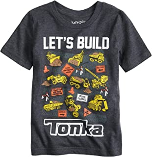 truck t shirts for toddlers