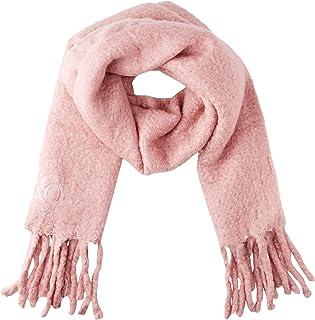 Levi's Monogram Fuzzy Wrap Bufanda para clima frío para Mujer