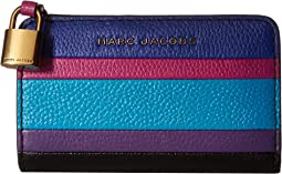The Grind Color Blocked Compact Wallet