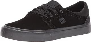 DC Mens Trase Sd Skate Shoe Black Size: 4.5