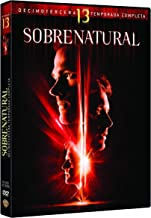 Sobrenatural Temporada 13 [DVD]