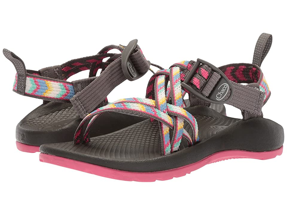Chaco Kids ZX/1(r) Ecotread (Toddler/Little Kid/Big Kid) (Fletched Pink) Girls Shoes