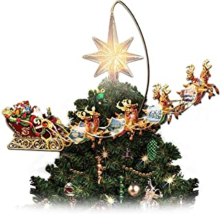 Best unique christmas tree toppers Reviews