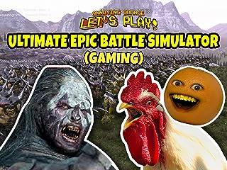 Battle Simulator Game