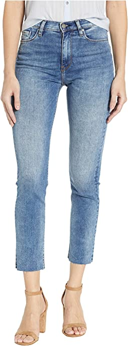 Holly High-Rise Crop Skinny in Pre-Party