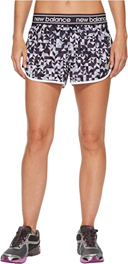New Balance Printed Accelerate 2.5 Shorts