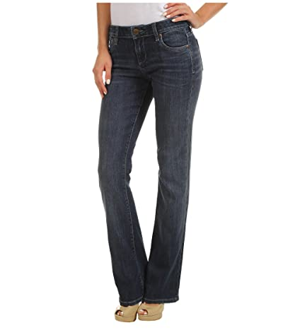 KUT from the Kloth Karen Baby Bootcut in Capture (Capture) Women