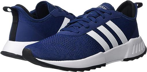 Tech Indigo/Footwear White/Core Black