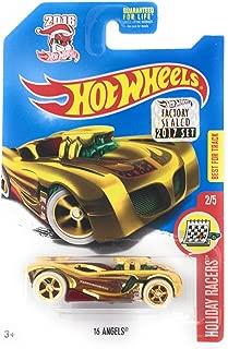 2017 Hot Wheels Super Treasure Hunt - Holiday Racers 2/5 - 16 Angels