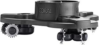 Coral 65300 Tapet Orbital Scorer/Perforator, Svart