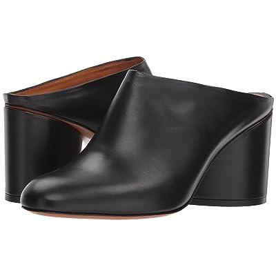 Clergerie Karol (Black Leather Calf) High Heels