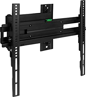 Flash Furniture FLASH MOUNT Full Motion TV Wall Mount - Built-In Level - Magnet Quick Release Pendants - Fits most TV's 32...