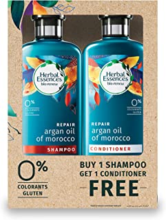 Herbal Essences Bio:Renew Argan Oil of Morocco Shampoo + Conditioner 400ml