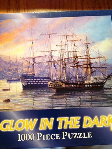 Glow in the Dark 1000 Piece Puzzle